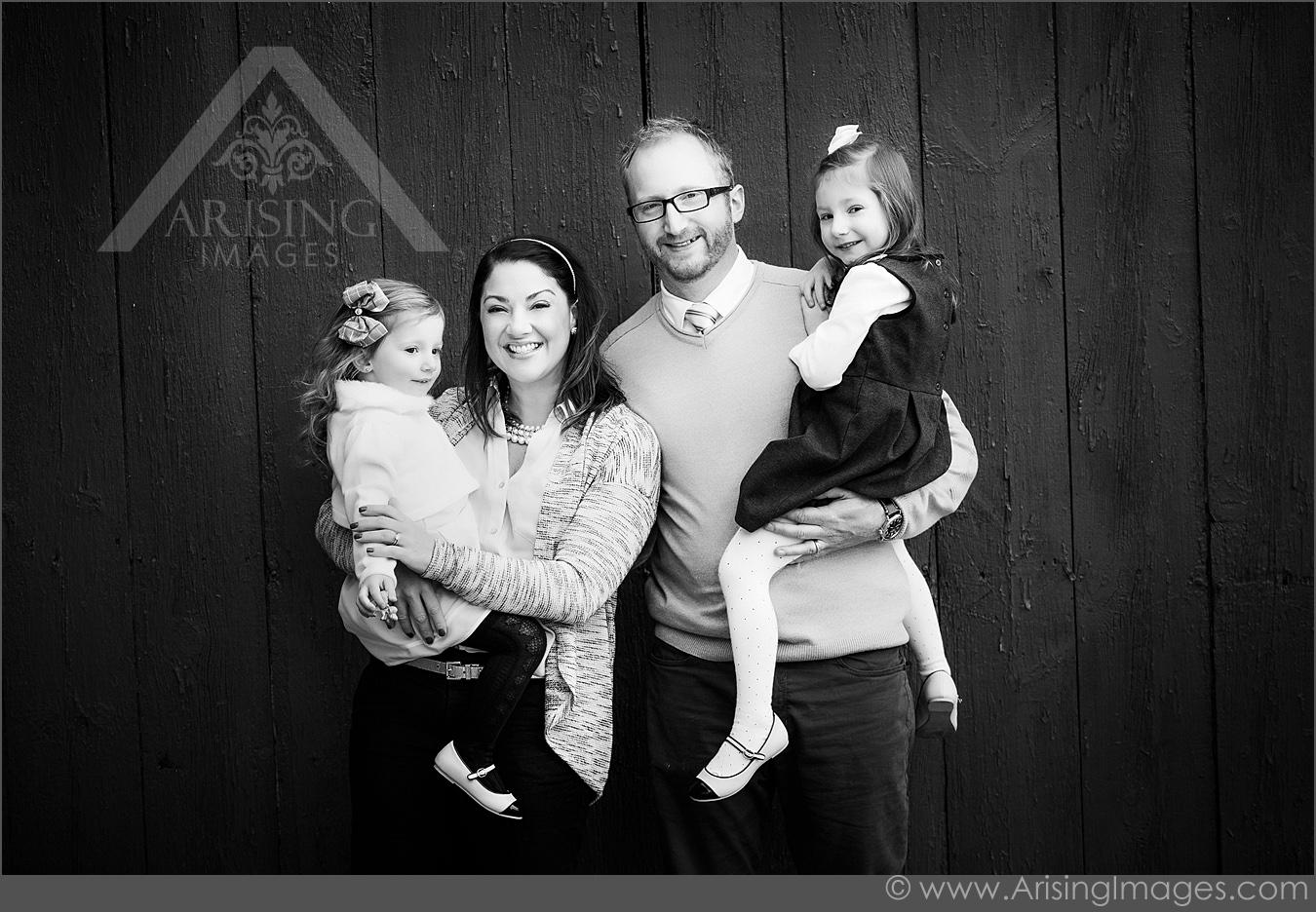 adorable fall family photos