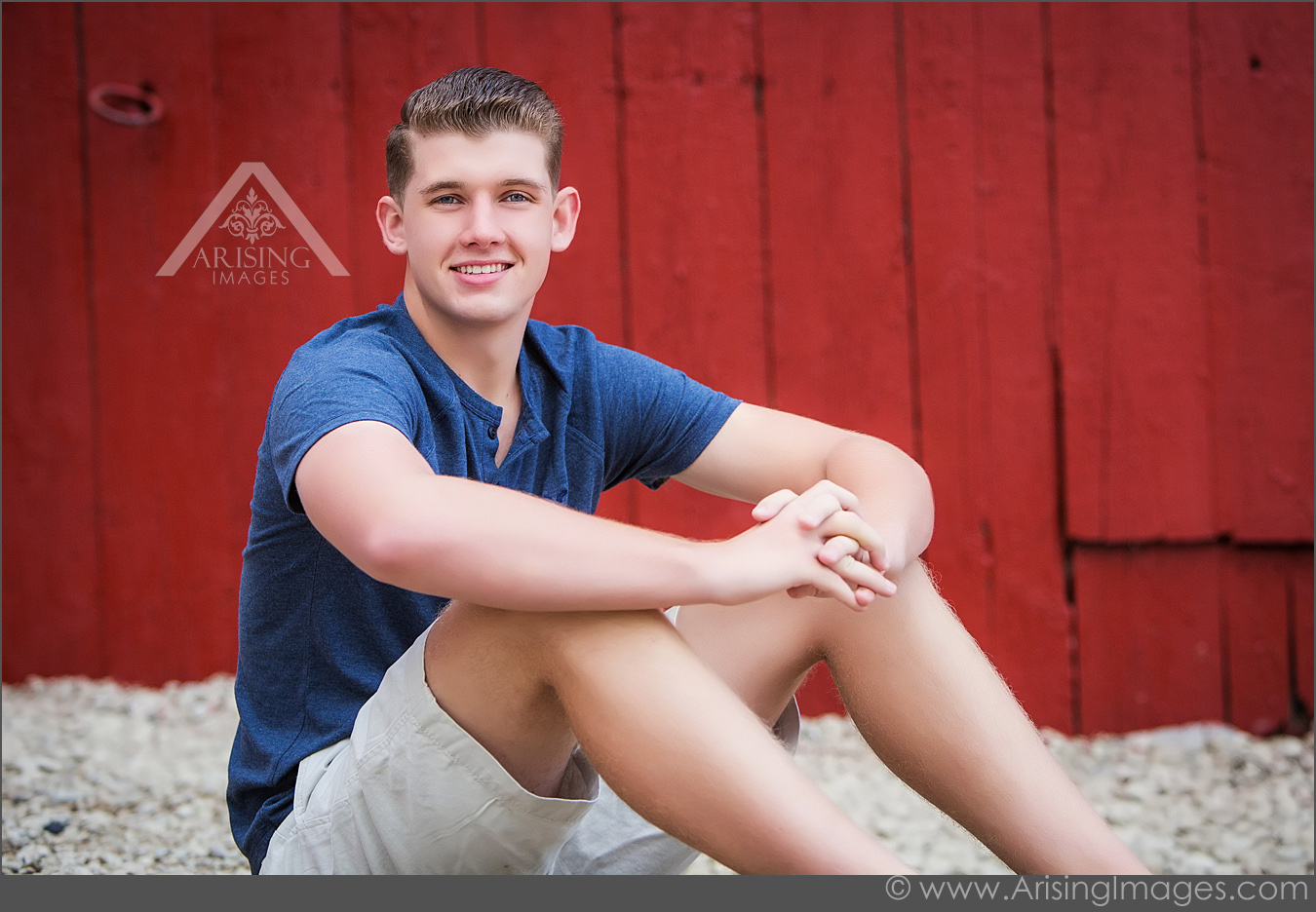 michigan casual senior pics