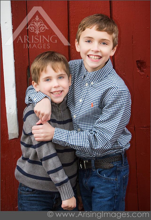 Cute sibling photos