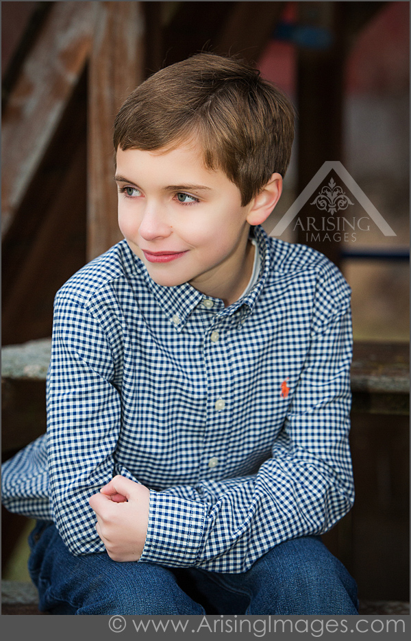 Cute kid portraits