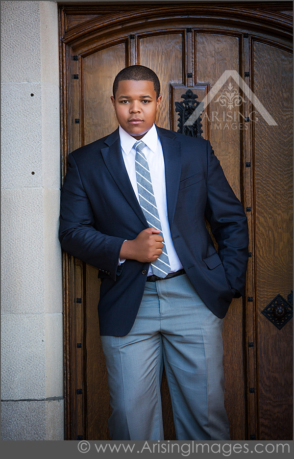 Great U of D Jesuit Senior Portraits with Aaron