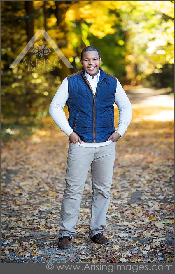 Autumn senior photos