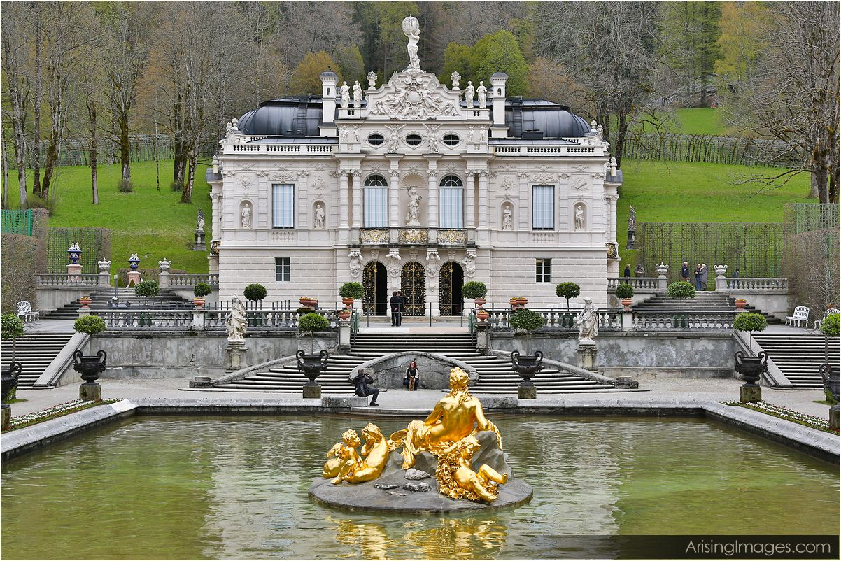 Schloss Linderhoff