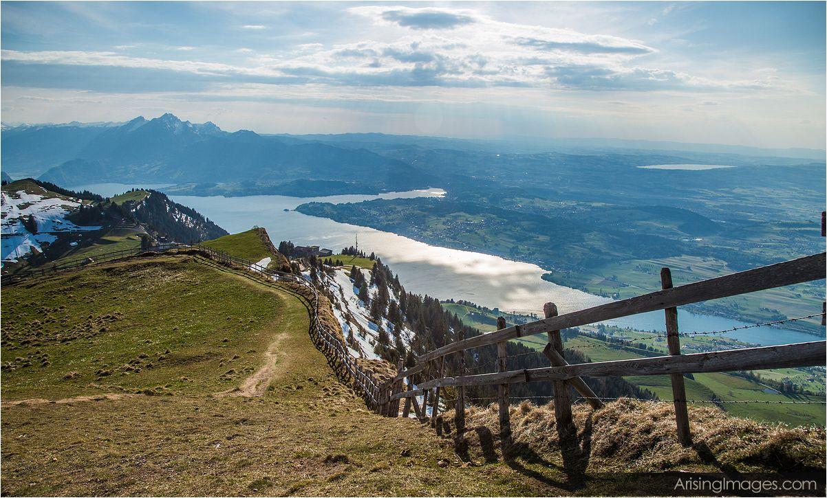Mt. Rigi views
