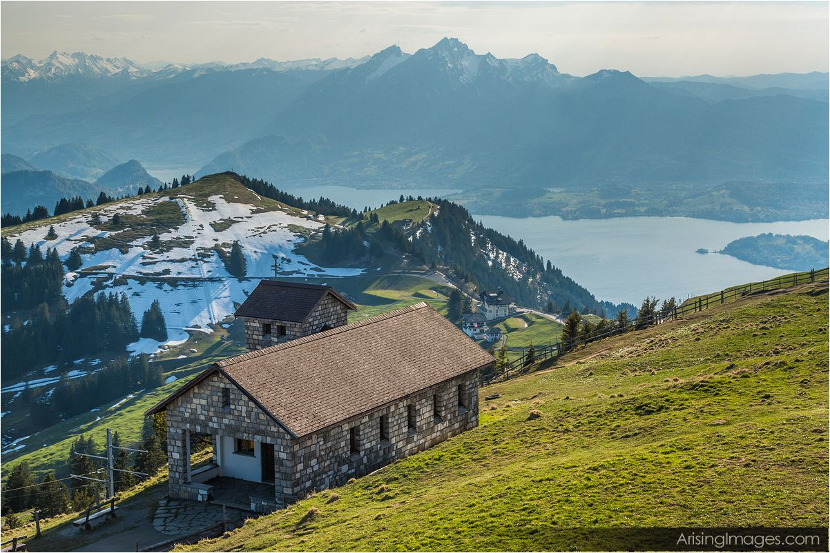 Mt. Rigi views