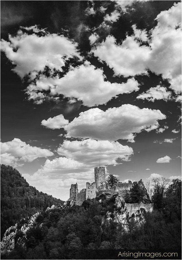 Naturpark Thal castle