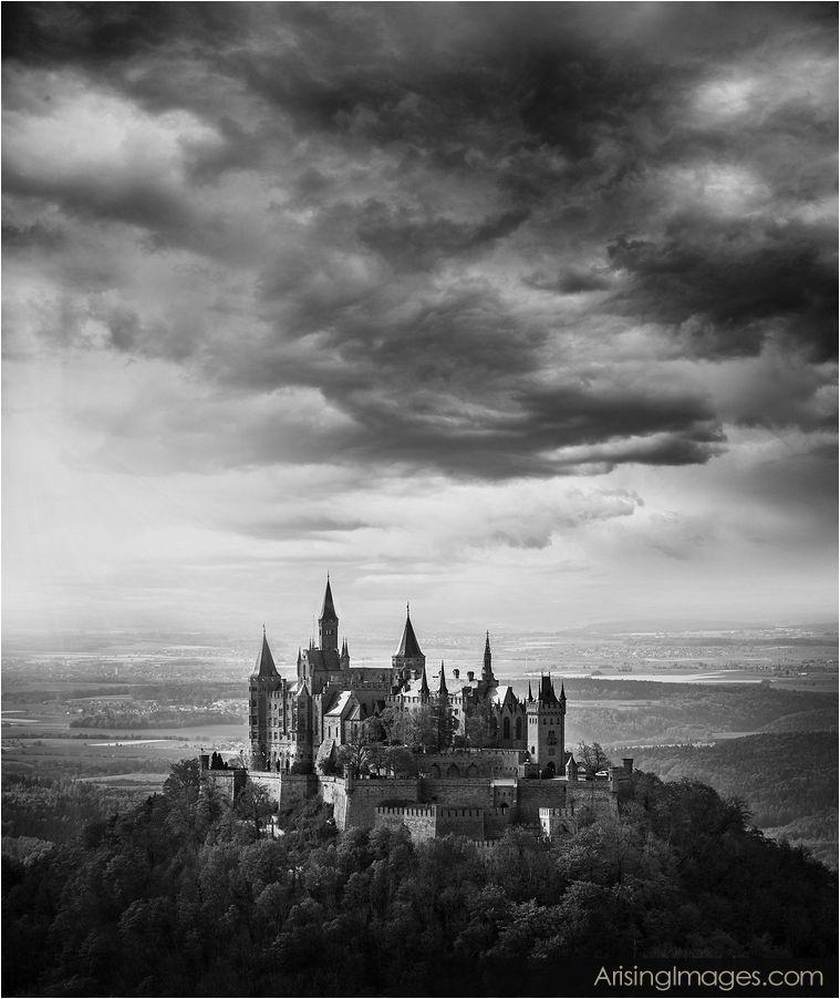 Hohenzollern Castle from Zellerhorn