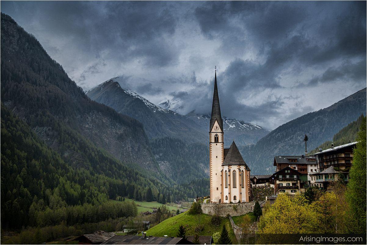 Hieligenblut church