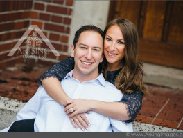 Beautiful Engagement Photography at Cranbrook with Corey and Lauren