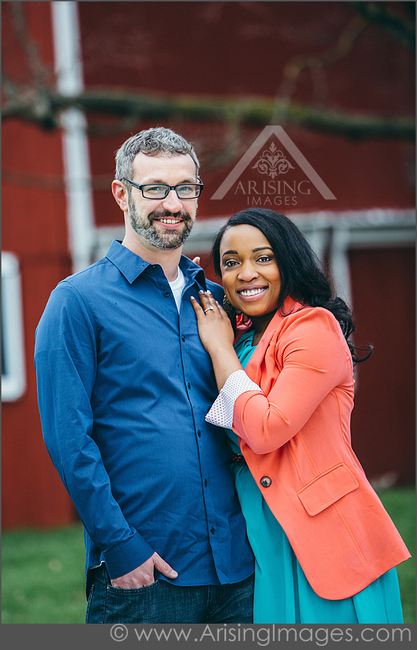 Beautiful Engagement Photography Michigan