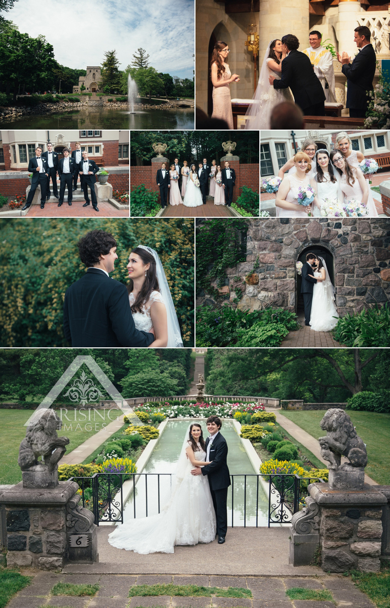 Wedding Photograper at Pine Lake Country Club