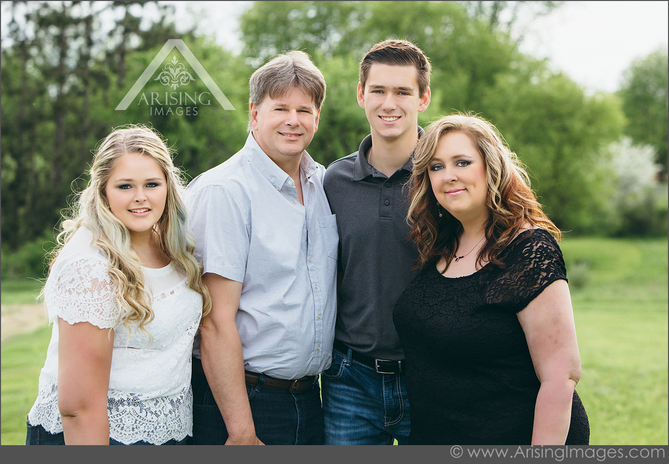 Michigan Summer Family Photography
