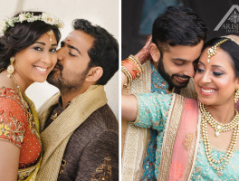 Gorgeous Wedding Photography with Tripti, Sankalp, Shruti, and Anup
