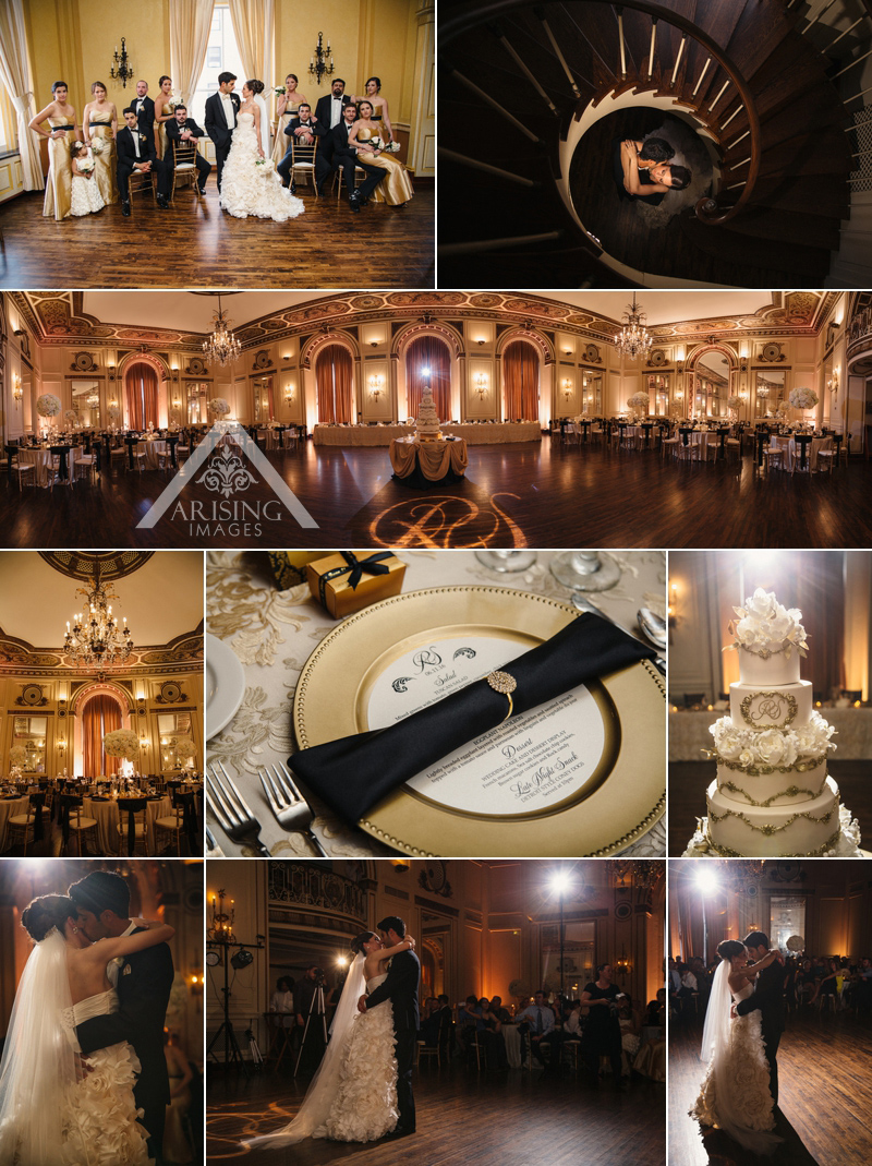 Colony Club Wedding Photographer