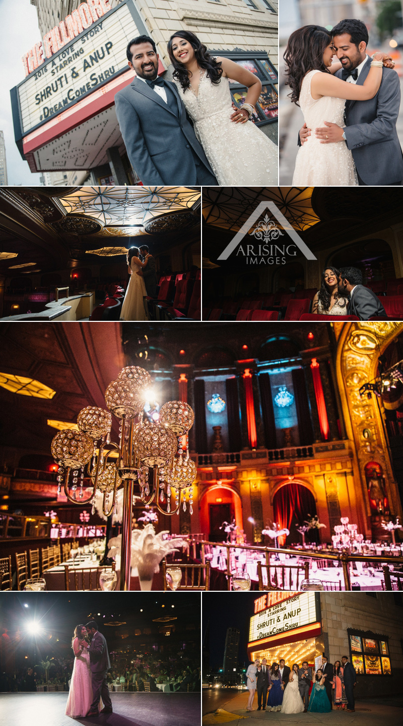 Fillmore Detroit Wedding Photographer