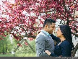 Beautiful Orion Engagement Photography with Priya and Rishi