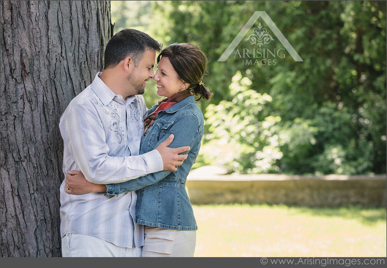 Cranbrook Engagement Portraits