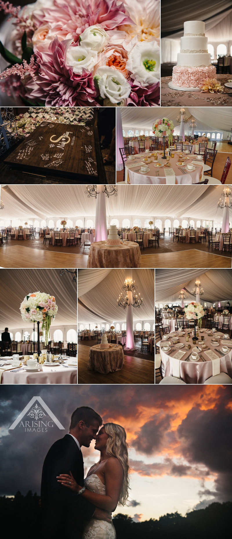 Wedding Photography at Meadow Brook