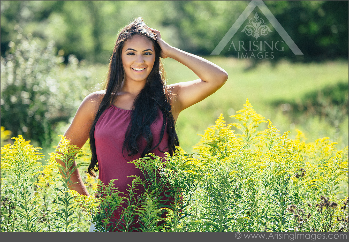 Orion Senior Portraits