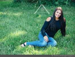 Beautiful Orion Senior Portraits with Sadina