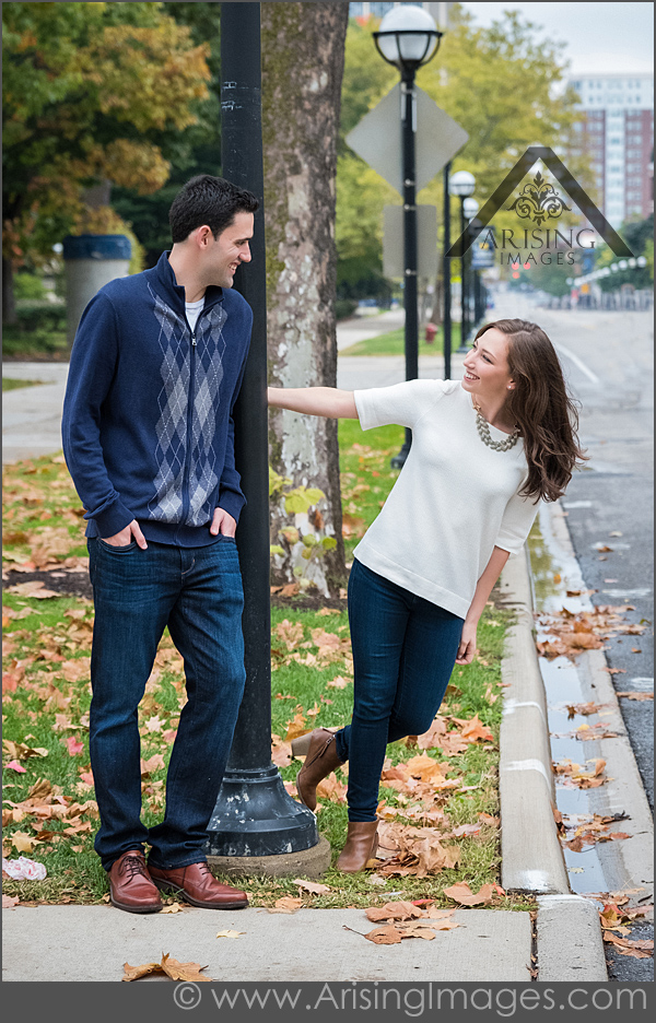 Ann Arbor Engagement Photography