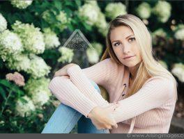 Gorgeous Lake Orion Senior Photography with McKenna