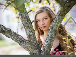 Charming Orion Senior Portraits with Nellierae