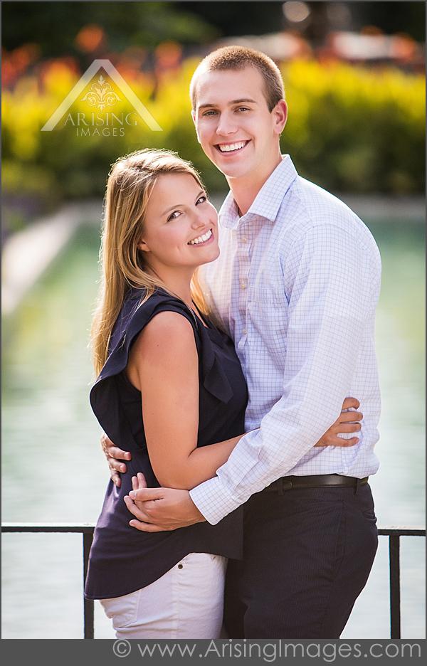 engagement photos at cranbrook
