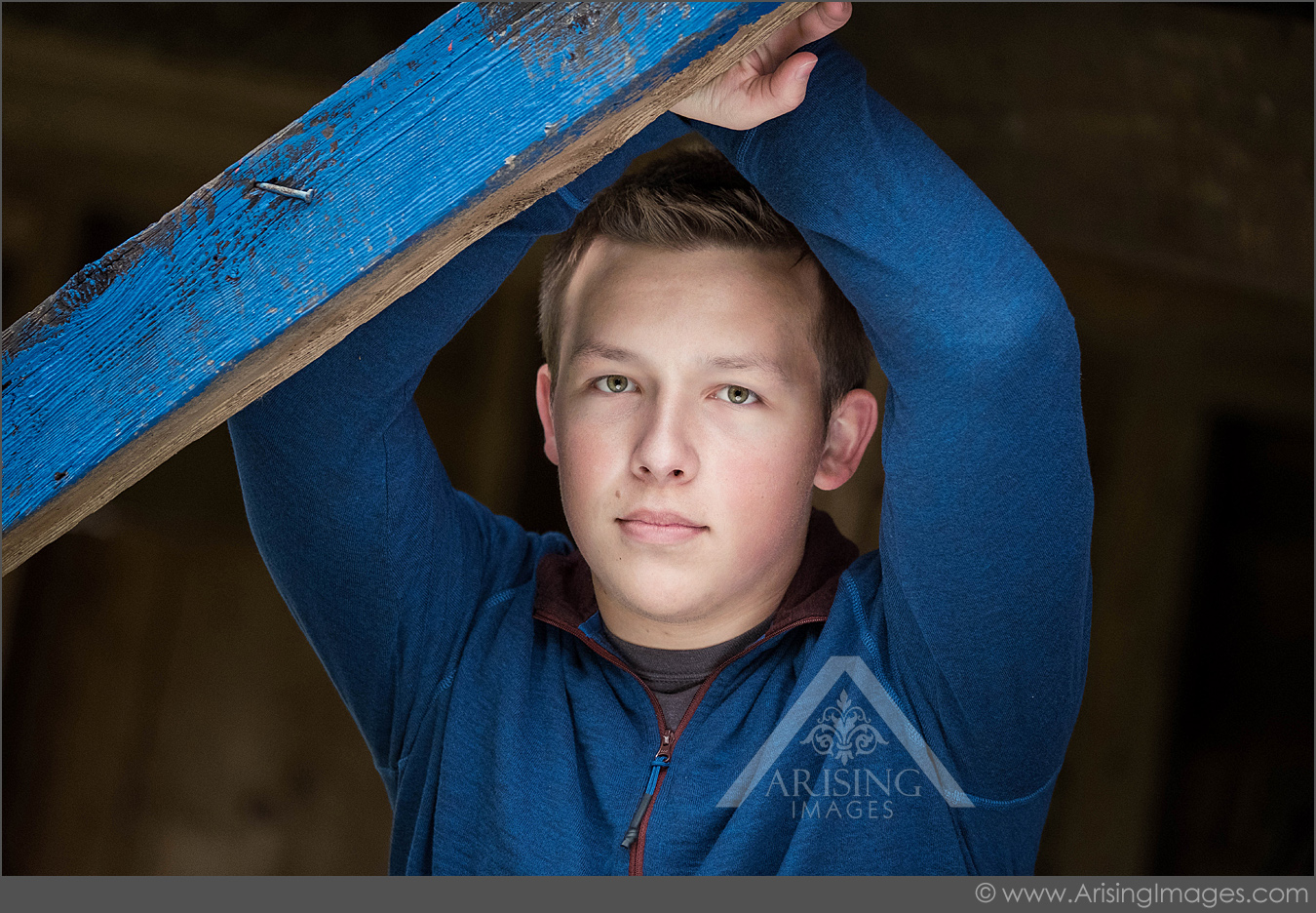 awesome fall senior pictures