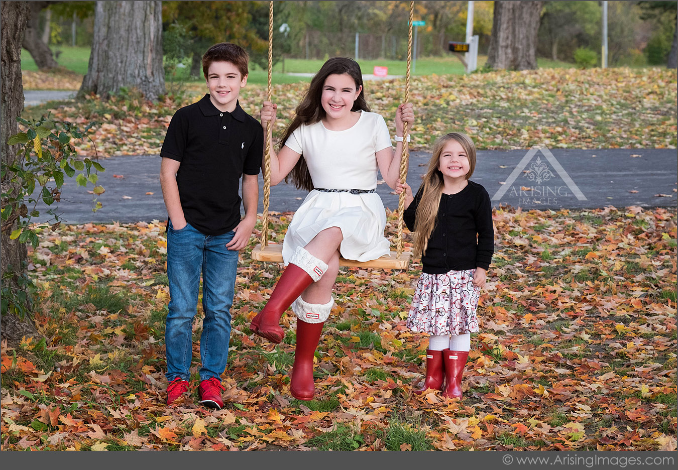 Fun Fall Family Pictures