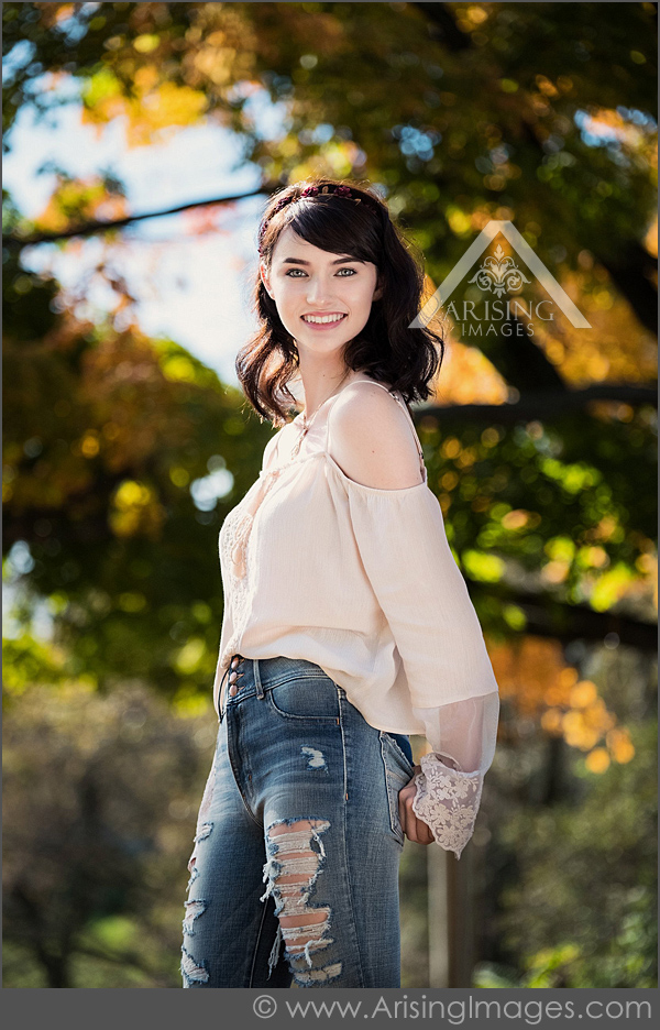 Fall Senior Pictures