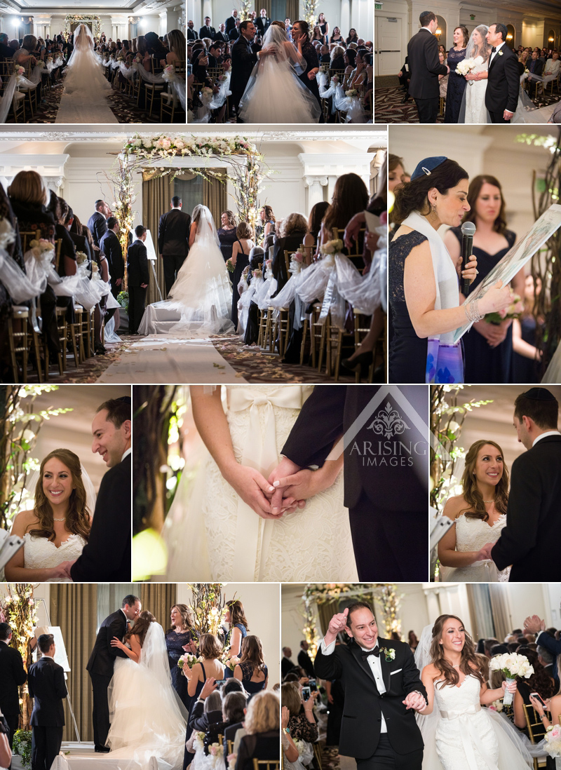 Jewish Michigan Wedding Photography