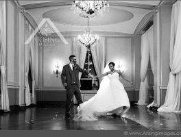 Colony Club Wedding Photography with Andrew and Tamika