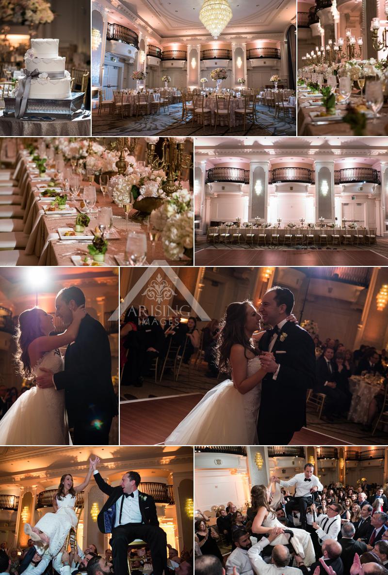 Westin Book Cadillac Wedding