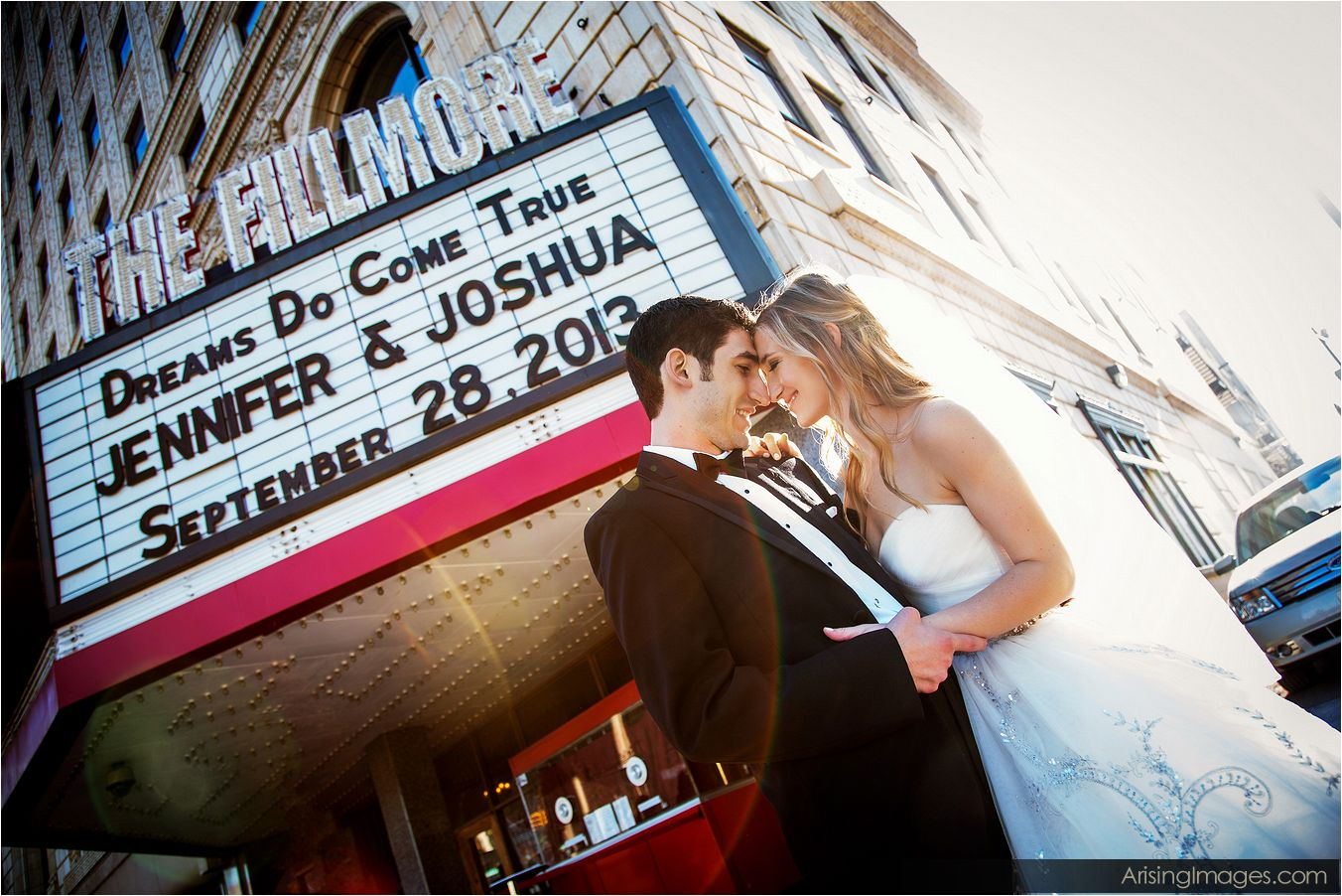 Fillmore Wedding Photography in Detroit