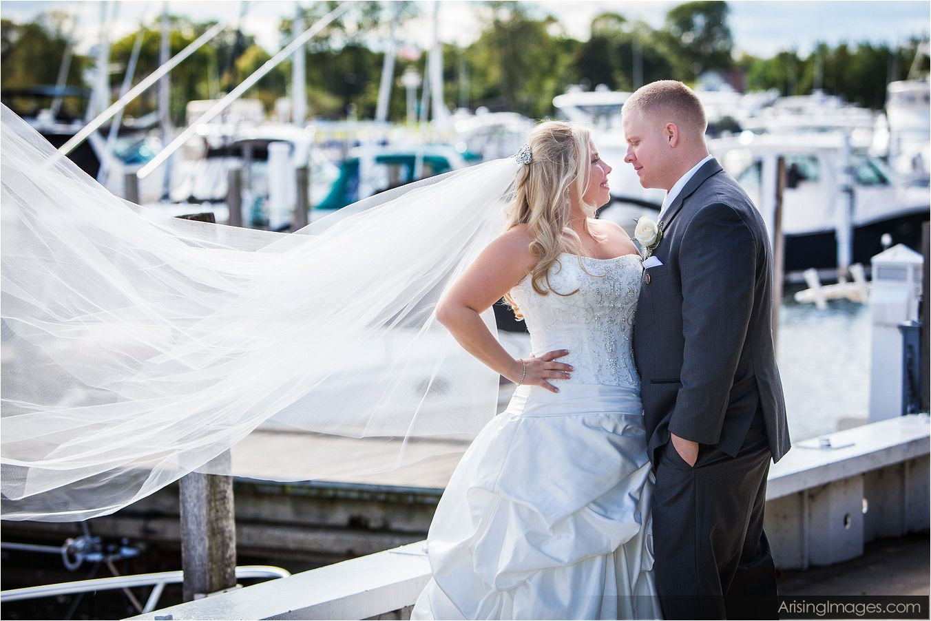 Grosse Pointe Yacht Club Wedding Photography