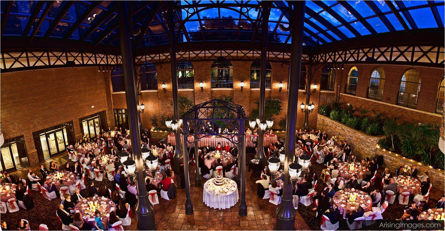 Inn at St. John's wedding photography