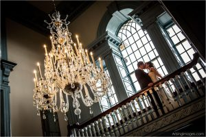 Henry Ford Museum wedding photography