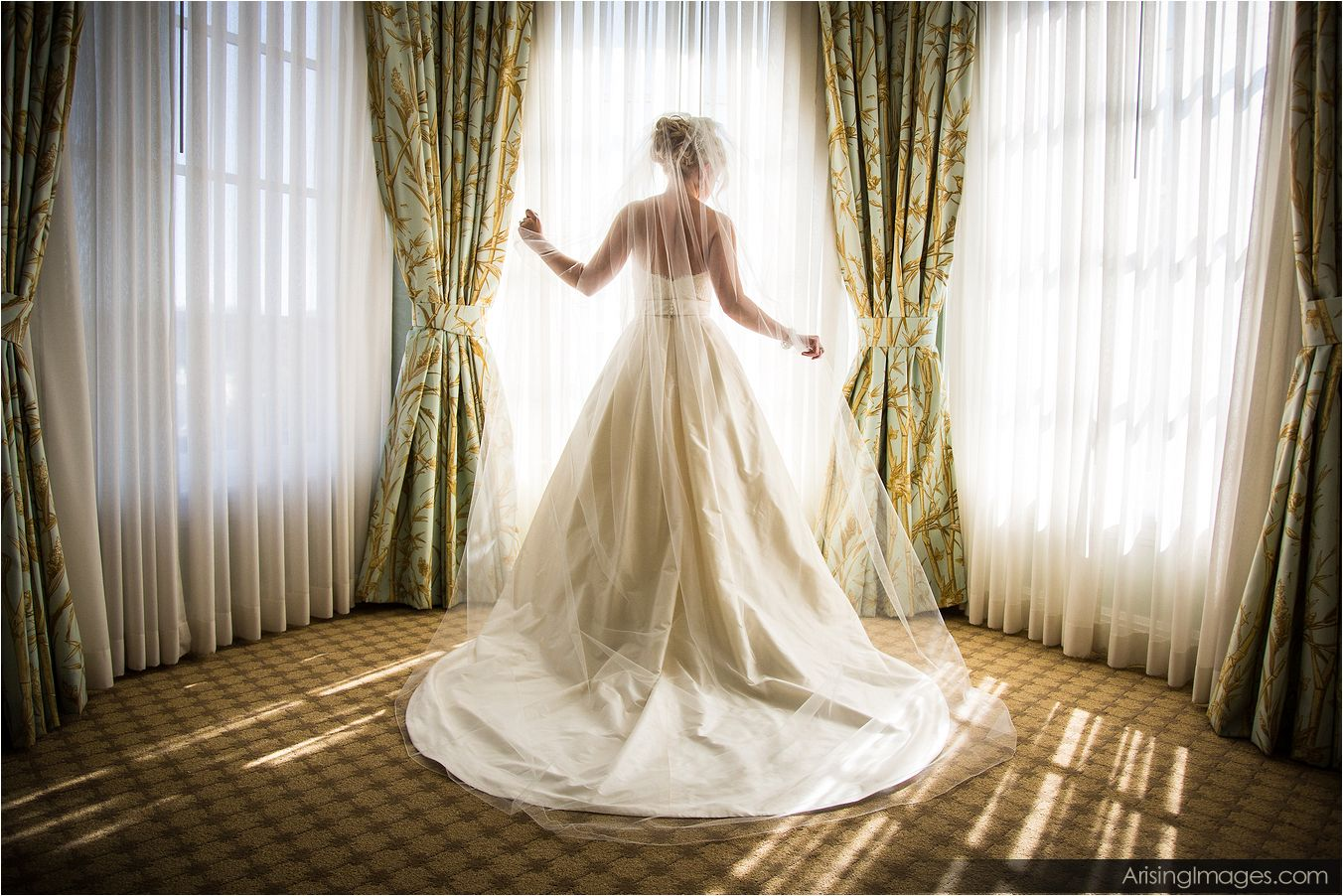 Wedding Photography at The Royal Park Hotel