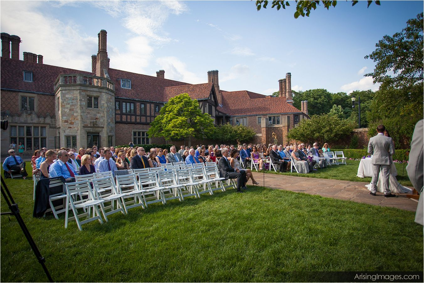 Wedding Photography at Meadow Brook Hall