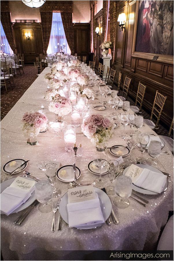 Detroit Athletic Club wedding photography
