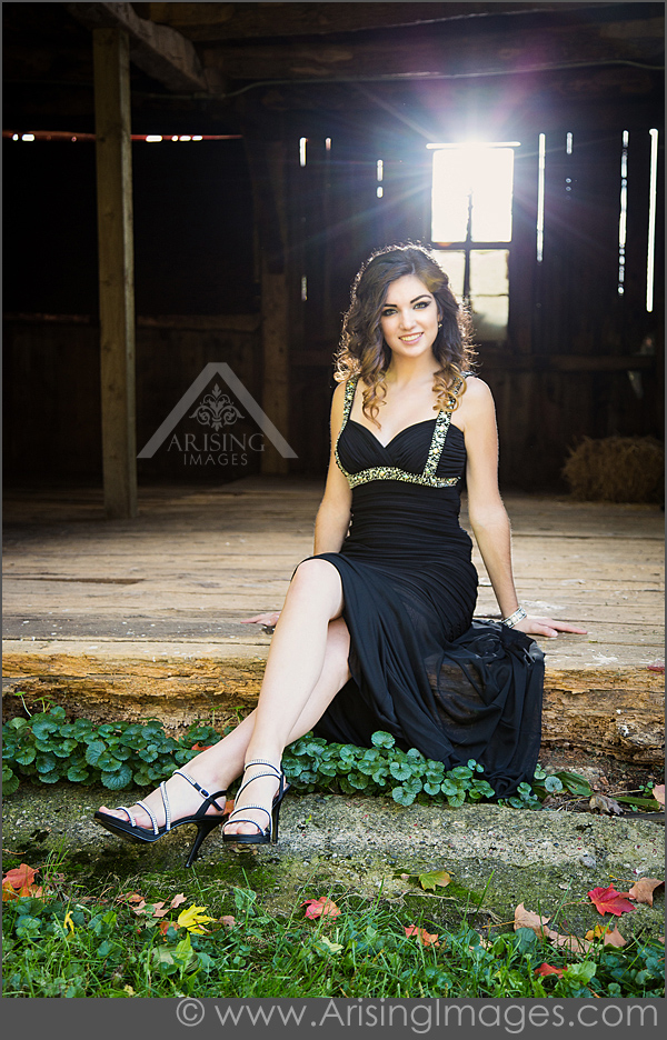 Michigan senior pictures