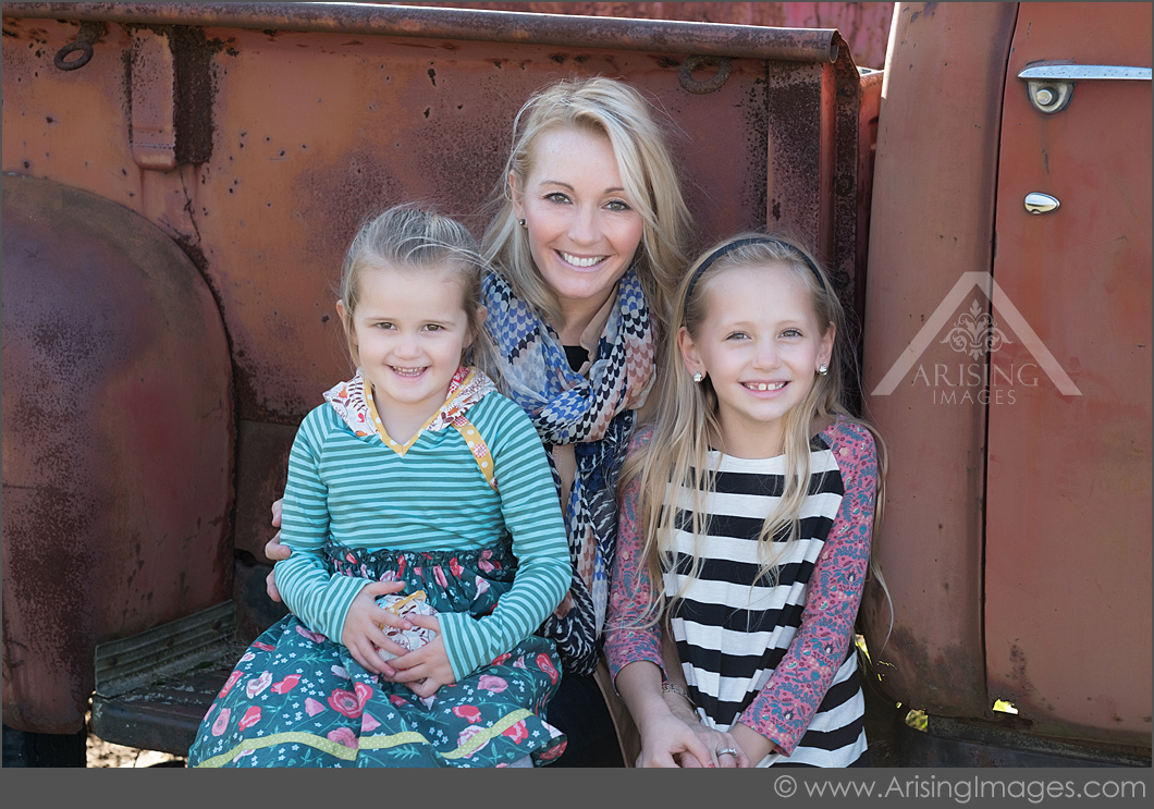 Cute family photography