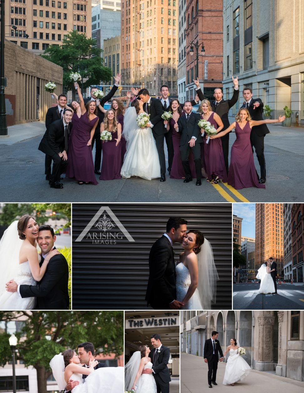 Detroit Wedding Photography