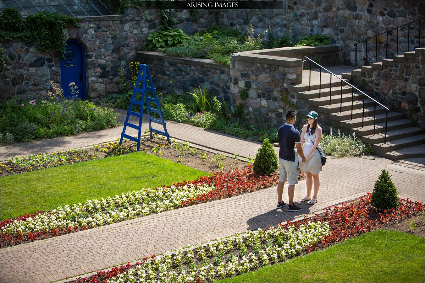 Cranbrook Proposal Photography