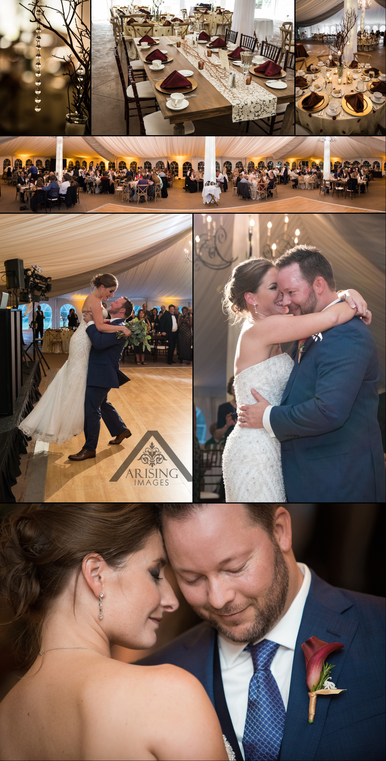 Meadow Brook Hall Wedding Photography
