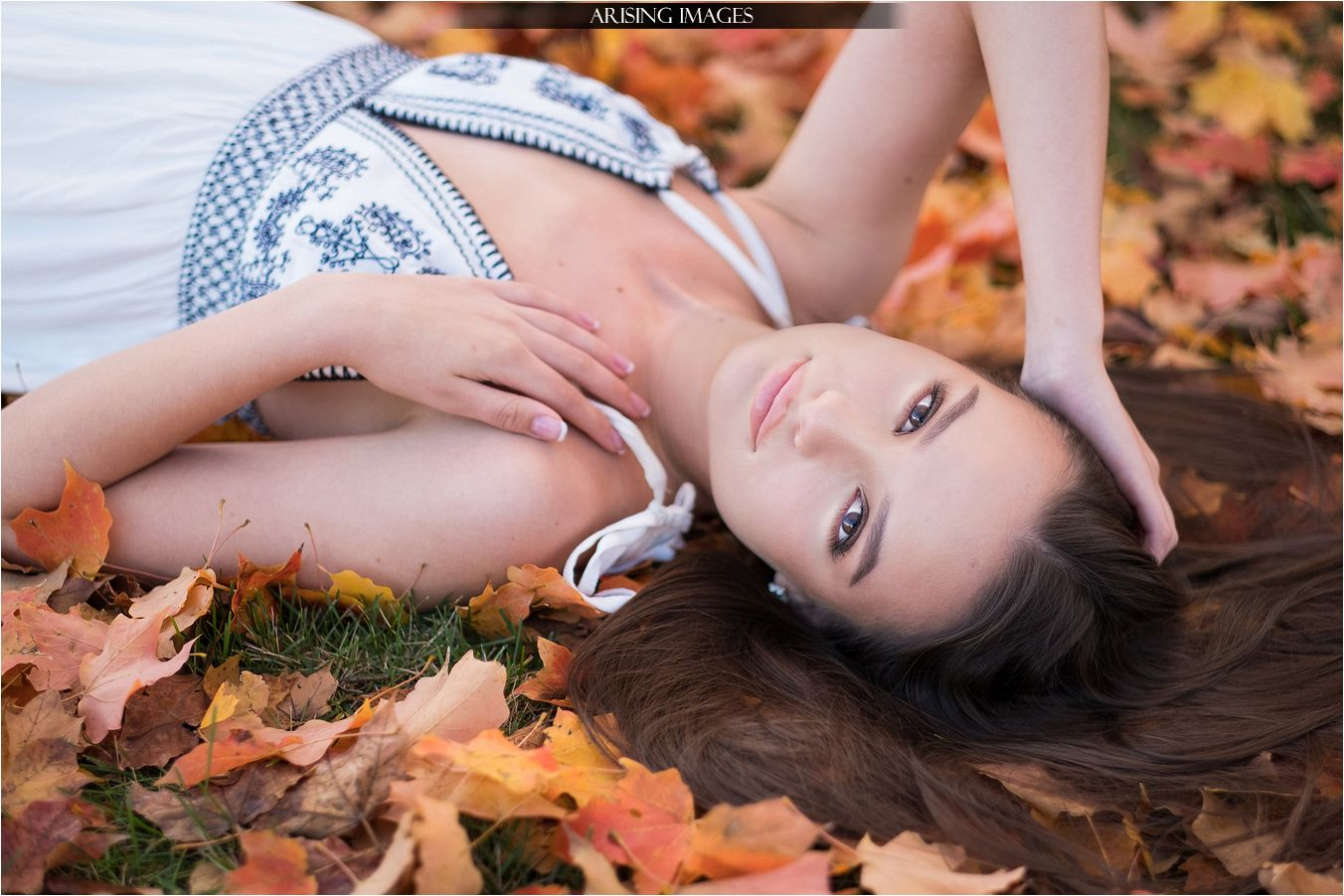 Beautiful Fall Senior Pictures