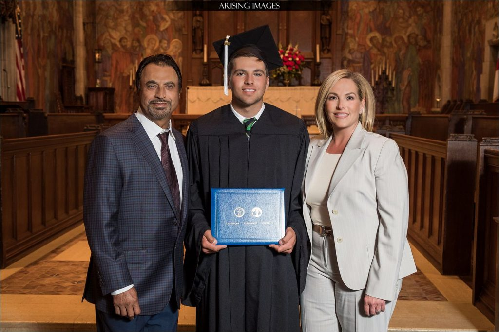 Cranbrook Graduation Photos