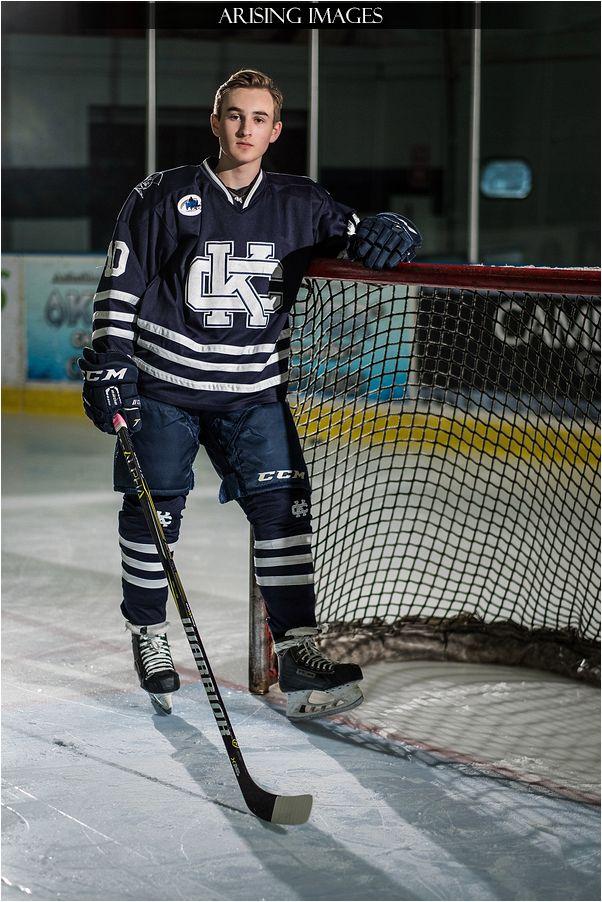 cranbrook hockey senior pictures