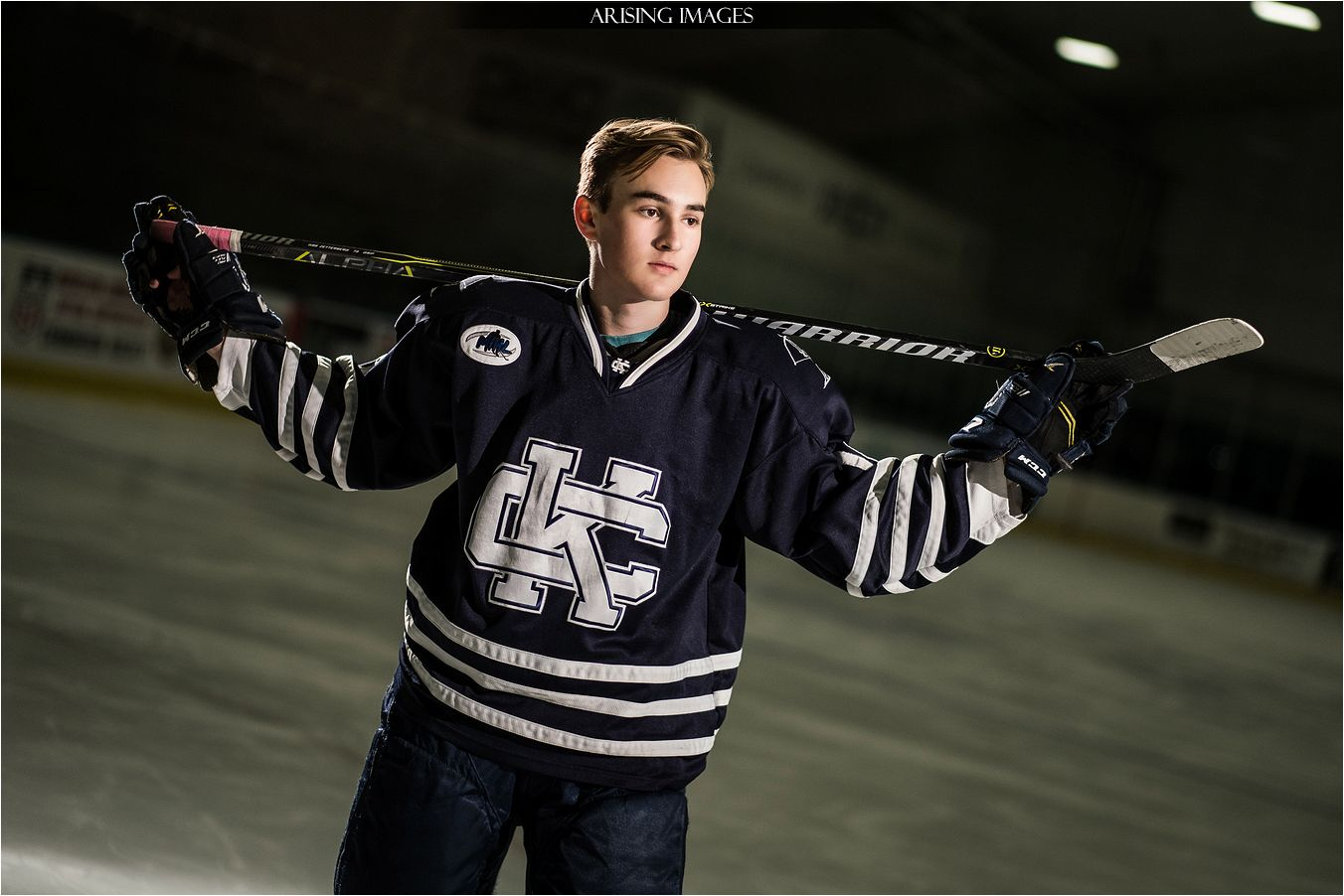 cranbrook hockey senior pictures